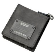 DEVICE MAD 折財布 -ブラック