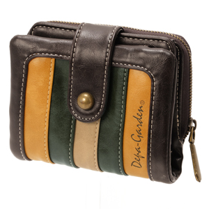 Depa-Garden prima 二つ折り財布 :GPG-51038